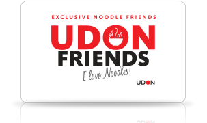 UDON FRIENDS