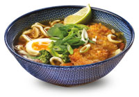 Corral Chicken Curry Udon