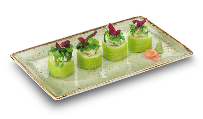 Green Avocado Roll