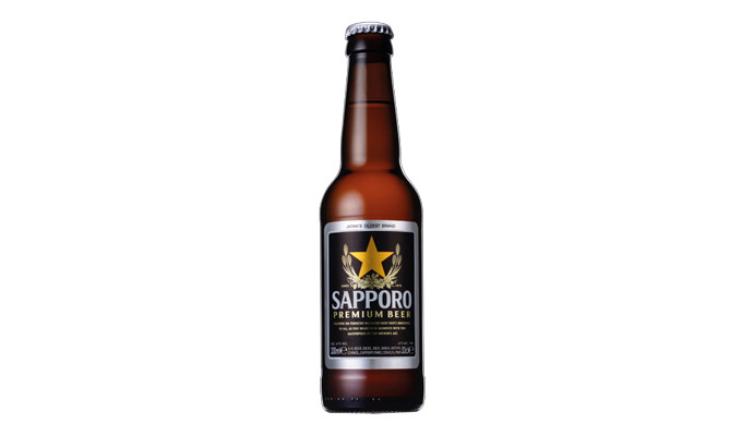 Sapporo 33cl Japanese Beer